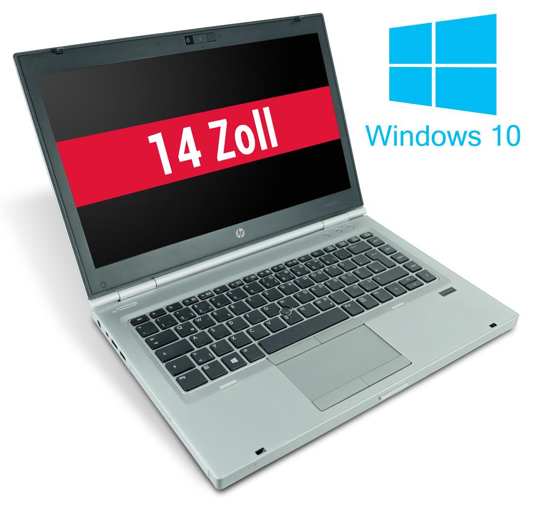 gebraucht laptop hp elitebook 8470p core i5 2 8ghz 4gb. Black Bedroom Furniture Sets. Home Design Ideas