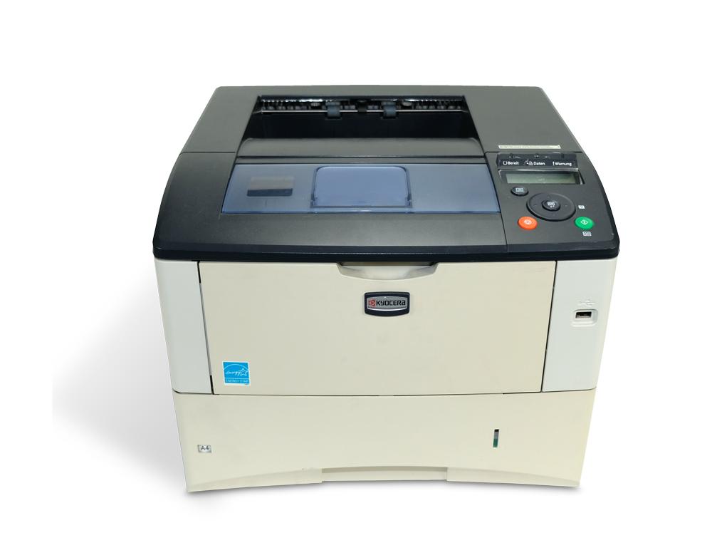 A4 Laserdrucker Schwarz Weiß Drucker Mono Duplex Kyocera Ecosys FS-4200DN